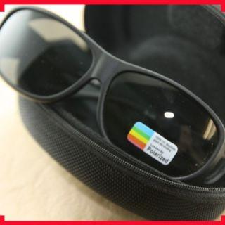 Fit Over Wraparound Sunglass Adjustable Arm Men or Women w Case