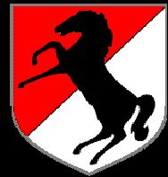 Army USA 11th Armored Cavalry Regiment Opfor Patch