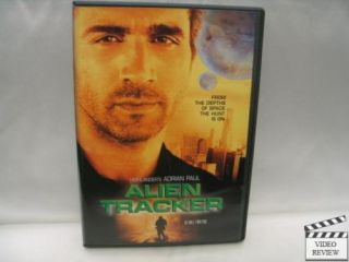 Alien Tracker DVD Fullscreen Adrian Paul 658149810020