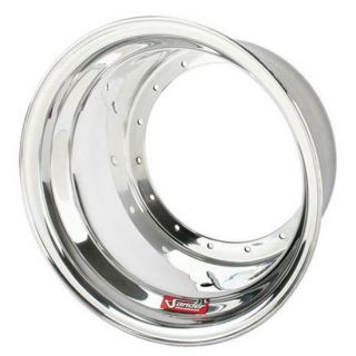 Sanders Racing 13 x 7 Aluminum Inner Wheel Half, Plain No Beadlock