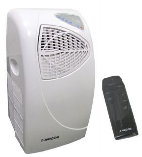 Amcor 12000 BTU Portable Air Conditioner White AC