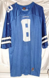 Troy Aikman Dallas Cowboys Nike Football Jersey Mens XXL