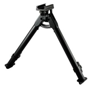 Aim Rifle Weaver Picatinny Rail Aluminum Folding Bipod