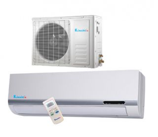 Klimaire 13 SEER Ductless Mini Split Heat Pump Air Conditioner