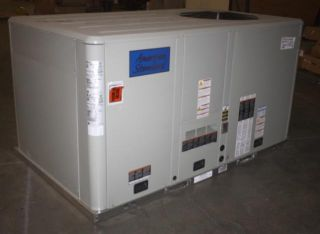 Trane American Standard 10 Ton Packaged Air Conditioner 200K BTU Gas