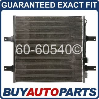 New AC Air Conditioner Condenser Dodge RAM 6 7L Diesel