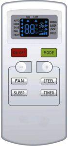 Soleus Casement Window AC Air Conditioner w/ Dehumidifier & Fan