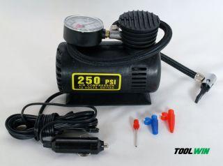 Mini Air Compressor Portable 12 Volt Electric Pump Inflate Car Auto