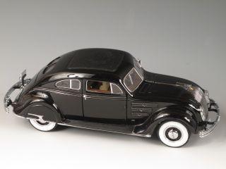 Franklin Mint Collectors Club 1934 Chrysler Airflow Diecast Car