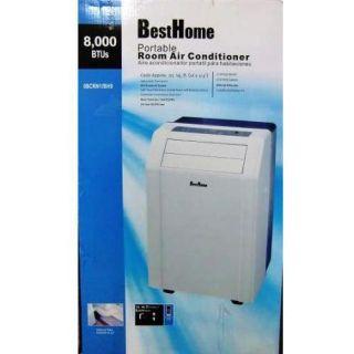Besthome 08CRN1BH9 8 000 BTU Portable Air Conditioner