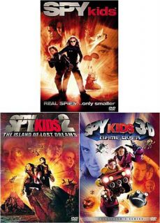 The Spy Kids Collection Spy Kids Spy Kids 2 T New DVD