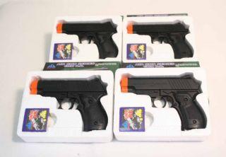 Lot of 4 New Airsoft Gun Pistol Guns Air Soft Pistols
