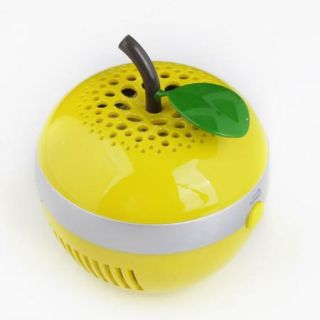 USB Apple Air Purifier Freshener Ionizer PC Car Room