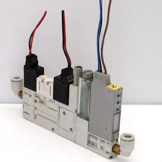 SMC ZQ1101U Air Powered Vacuum Generator Ejector Digital Pressure