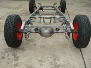 1932 Ford Complete Highboy Chassis Deuce Frame Hot Street Rat Rod