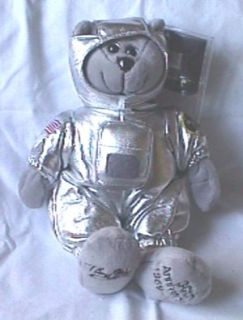 Astronaut Buzz Aldrin Apollo 11 Anniversary Teddy Bear