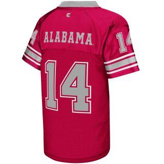 Alabama Crimson Tide Kids Stadium Football Jersey Crimson COJF6500