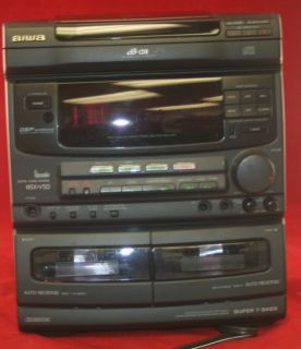 Aiwa NSX V50 Digital Karaoke Audio System
