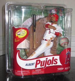 Albert Pujols McFarlane MLB Series 30 Cardinals Chase 60 2000 Low
