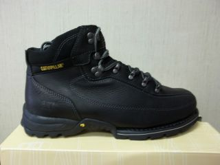 BRAND NEW Mens Caterpillar Akon Black Boots 11M