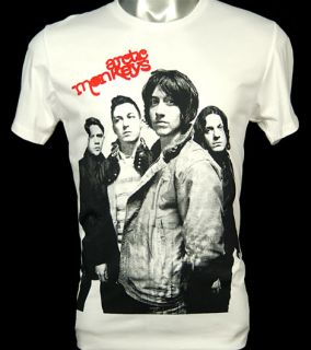 Arctic Monkeys Alex Turner Indie Brit Rock Shirt s XL