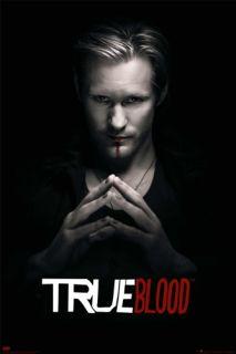 True Blood Poster Eric Northman Vampire Skarsgard New