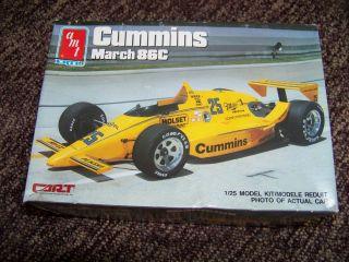 Co Columbus Indiana   AMT Ertl model car Al Unser Sr Indy CART