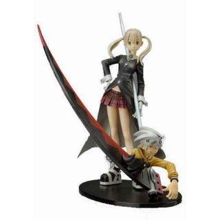 Static Arts Square Enix Soul Eater Maka Albarn Soul Evans PVC Figure