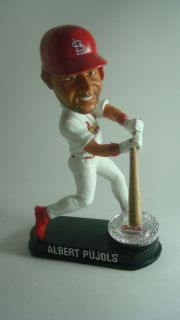 Cardinals ALBERT PUJOLS Bobblehead Forever Collectibles w FREE