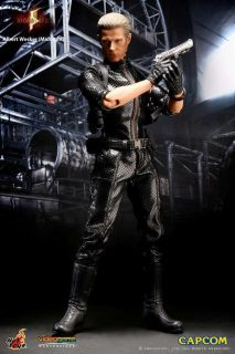 Hot Toys VGM08 Biohazard 5 Albert Wesker Midnight Ver Box Set