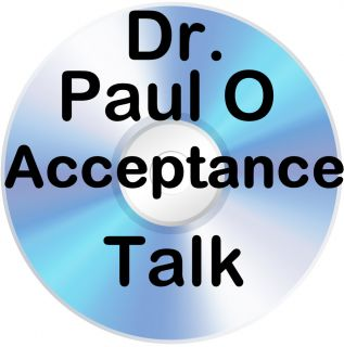 Alcoholics Anonymous Speaker Dr Paul O Acceptance CD