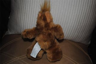 Vintage 1988 ALF Alien 1980s TV Show Plush Stuffed Suction Cup Doll 6