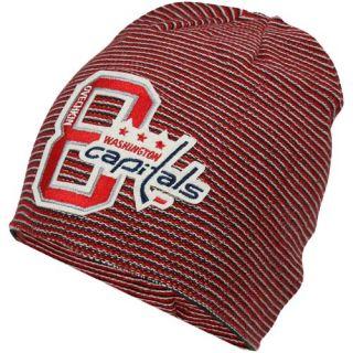 Reebok Alexander Ovechkin Washington Capitals Player Knit Beanie Red