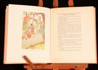 C1907 Alices Adventures in Wonderland Lewis Carroll Illustrated