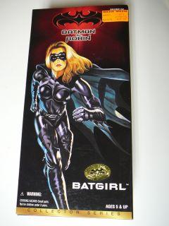 Batgirl Doll Alicia Silverstone from Batman and Robin