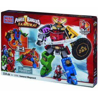 Lego Power Rangers Samurai Megazord Costruzioni Serie Power Ranger