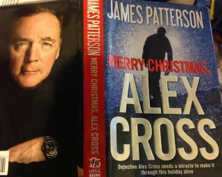 Merry Christmas Alex Cross by James Patterson 2012 Hardcover