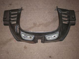 Vintage 95 Arctic Cat ZRT600 Snowmobile Dash Panel Console