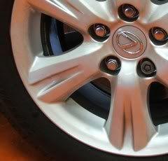 Alloy Paint Wheel Repair Kit Mercedes ml C Class A Class