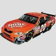Tony Stewart NASCAR Racing Car 20 Fathead Paid $100