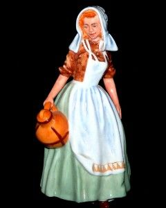 Royal Doulton The Milkmaid Classic Figurine HN2057