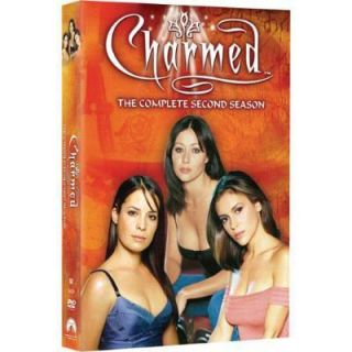 CHARMED ALYSSA MILANO TV COMPLETE SEASON 2 6 DVD BOX SET NEW