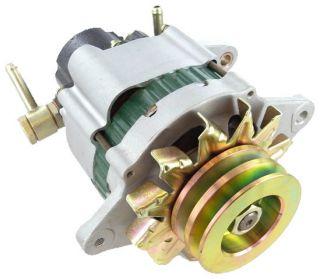 New Alternator Isuzu NPR 3 9 Turbo Diesel w Vac Pump