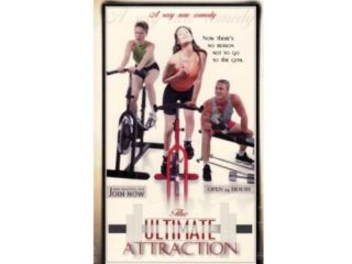 The Ultimate Attraction VHS Gabriella Hall DVD Bonus