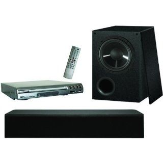 MICROACOUSTICS MA145 5.1 Surround Sound Bar Speaker System and