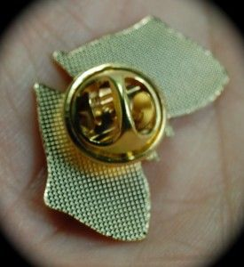 welcome gold us american flag marine flag lapel pin military