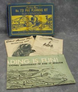 Huge Lot Gilbert American Flyer s Gauge Miscellaneous Parts
