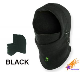 Cycling Hat Warm 6 in1 Balaclava Hood Police SWAT Ski Mask