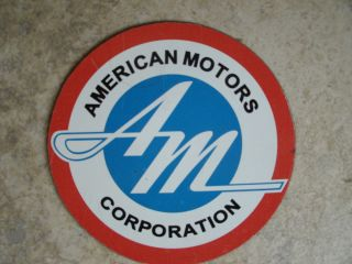 American Motors AMC Nostalgia Sticker Decal 5