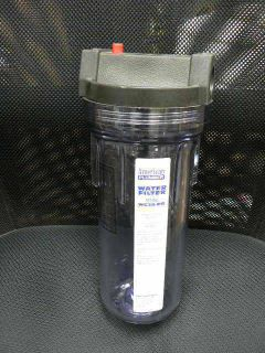 American Plumber Whole House Water Filter Housing Model WC34 PR